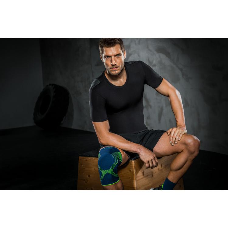 Ортоза за колено со силиконско перниче Genumedi