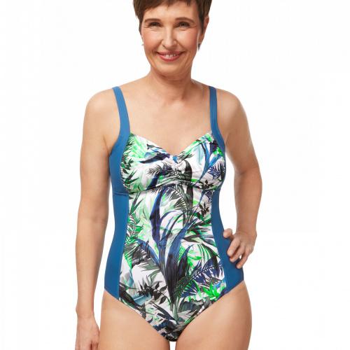 Modern Jungle едноделен костим за капење