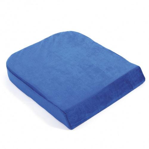 Перниче од полиуретан со мемориска пена обложено со текстил