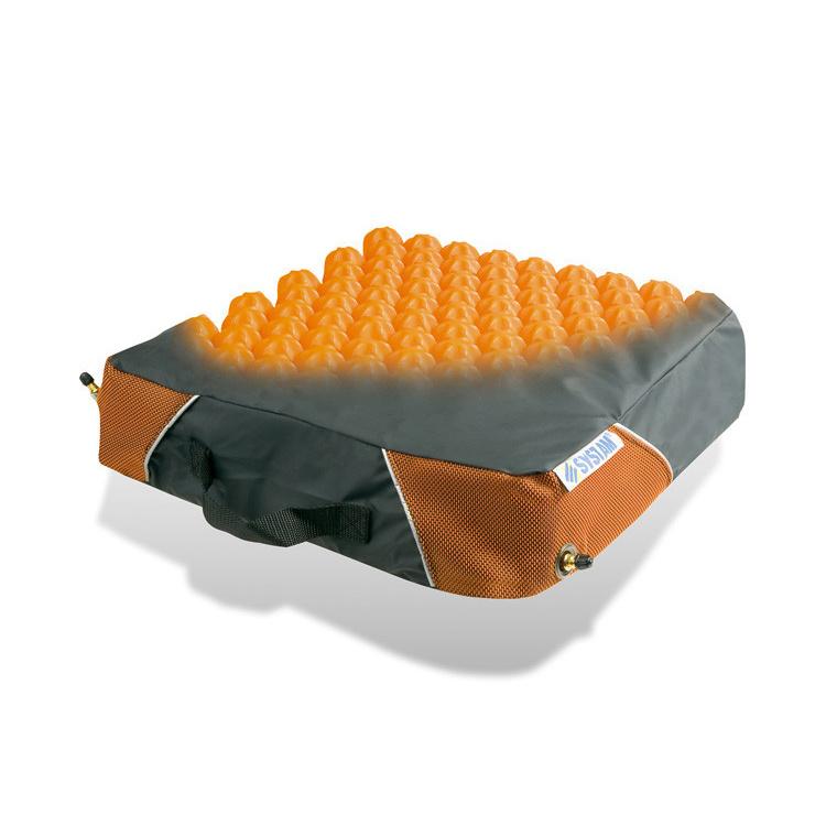 Антидекубитално перниче полнето со воздух или гел