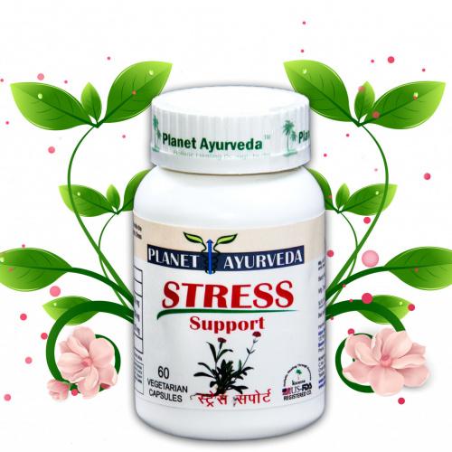 Ајурведа поддршка при стрес