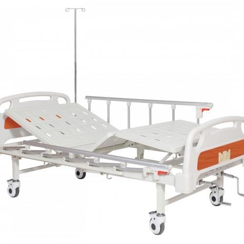 Механички болнички кревет со две функции