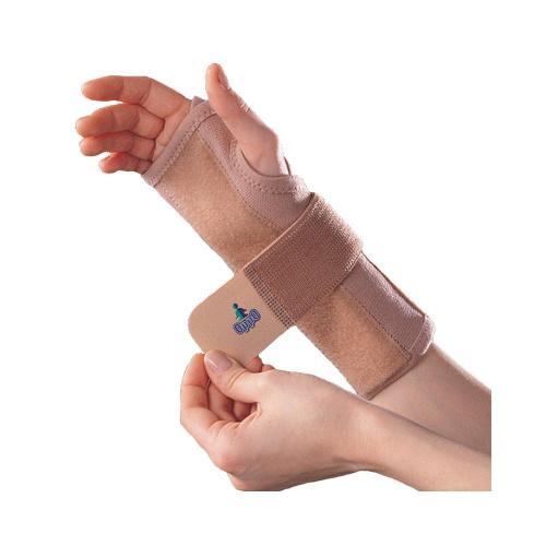 Имобилизатор за рачен зглоб со метална шина