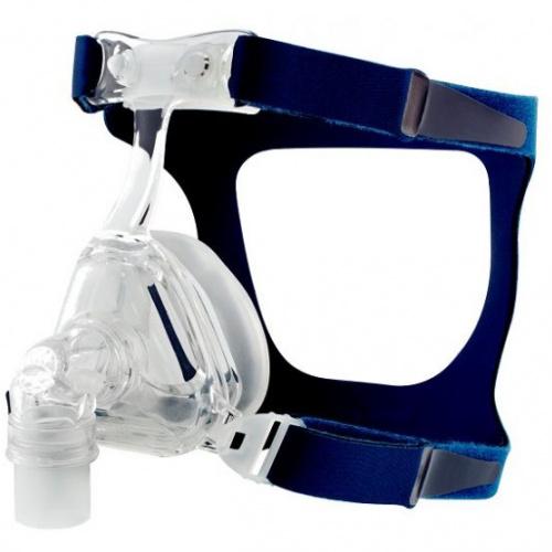 Назална силиконска маска за слип апнеа