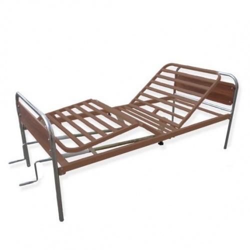 Механички медицински кревет со две функции