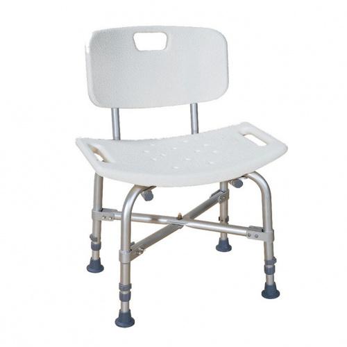 Анатомска столица за во бања со носивост до 225 кг