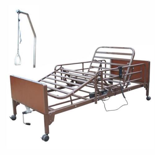 Полу-електричен медицински кревет со три функции