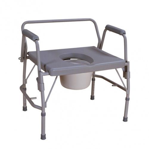 Тоалетно помагало со капак со носивост до 225 кг