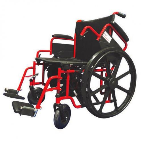Инвалидска количка со носивост до 180 кг