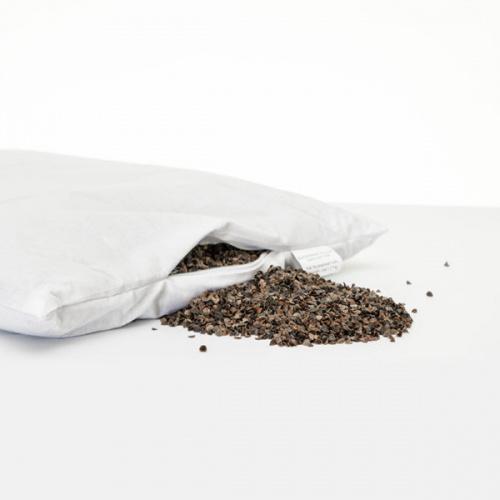 Перница полнета со лушпи од хељда
