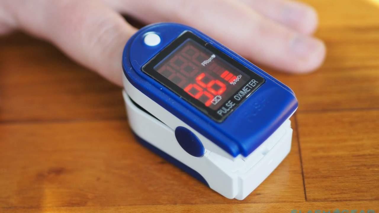 Како се мери концентрација на кислород во крвта?